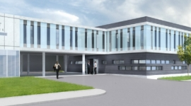 Extension Laboratoire Œnologie LAFFORT à BORDEAUX