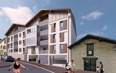 Construction des logements,RT2005,Bureau d'études à URRUGNE