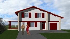 Casa unifamiliar en HASPARREN