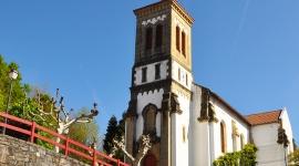 Optimización Energética de la Iglesia Saint-Jacques-le-Majeur en BEHOBI