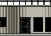 Club House à ROUBAIX,étude énergétique,attestation RT2012